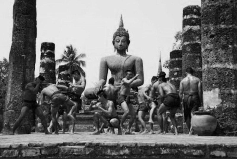 histoire muay thai
