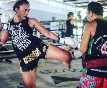 les bases du Muay Thai